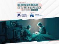 Webinar Riesgos Biológicos en el Área Quirúrgica