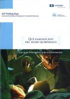 Guía de autoformación sobre el humo quirúrgico
