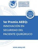 AEEQ convoca el 1er Premio AEEQ: INNOVACIÓN EN SEGURIDAD DEL PACIENTE QUIRÚRGICO, dotado con 2.000€