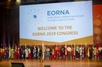 Alta participación de Enfermeros españoles en el congreso de EORNA
