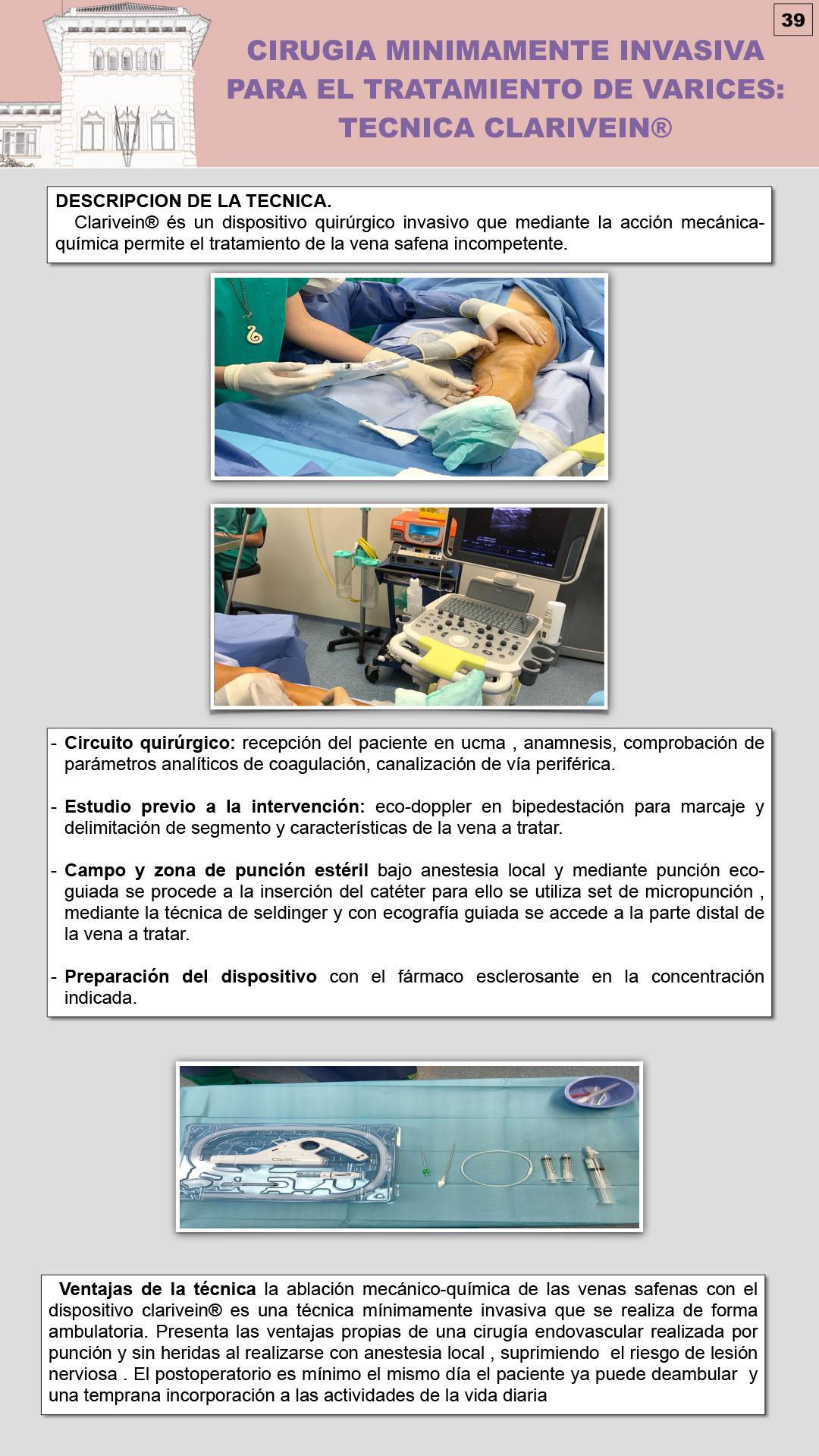 Circuito Quirurgico : Resúmenes de posters xiii congreso nacional de enfermería quirúrgica