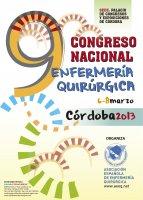 9º Congreso Nacional de Enfermería Quirúrgica