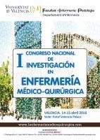 1er Congreso de Investigación en  Enfermeria Médico-Quirúrgica