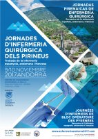 Jornadas Pirenaicas de Enfermería Quirúrgica