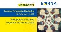 15 de febrero, Día Europeo de la Enfermería Perioperatoria