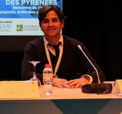 Manuel Luque, socio de AEEQ, premiado en el Certamen Nacional de Investigación 'José López Barneo'