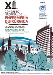 XI Congreso de enfermería quirúrgica