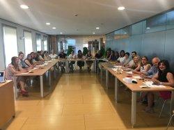 """Mérida acoge la primera reunión de Comités del """"14 Congreso Nacional de Enfermería Quirúrgica"""", que se celebrará del 13 al 15 de marzo en la capital extremeña"""