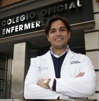 Manuel Luque, socio de AEEQ, primer premio del `XXXIV Certamen Nacional de Enfermería Ciudad de Sevilla´